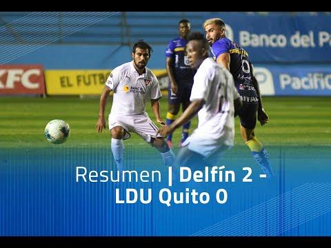Delfin LDU Quito Goals And Highlights
