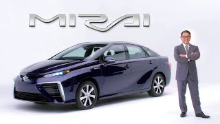 Akio Toyoda introduces Toyota's