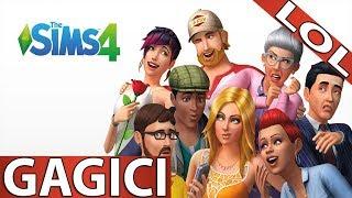 CAUTAM GAGICI The Sims 4