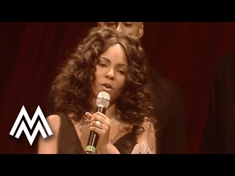 Ashanti | Wins 'Best R&B Act' | Acceptance Speech | 2002