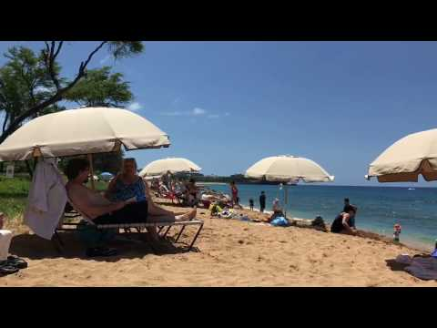 Family Vacation - Westin Kaanapali Ocean Resort Villas (April 2017)