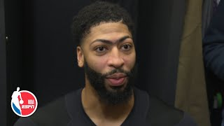 Anthony Davis: Lakers have their mind set on something special | NBA Sound