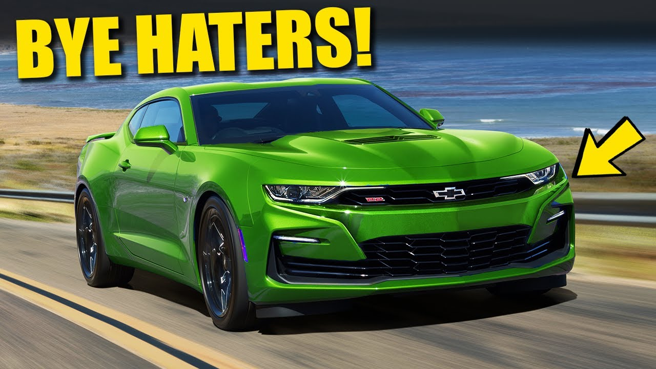 2020 Chevrolet Camaro See Ya Youtube