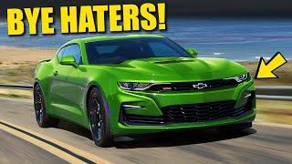 2020 Chevrolet Camaro - See Ya!