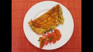 Jak zrobić szybkie, proste śniadanie - OMLET:)