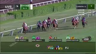 Vidéo de la course PMU PREMIO FUNDACION JINETES POR SIEMPRE