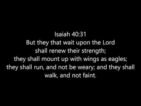 But they that wait  Upon the LORD (Newlove Annan)