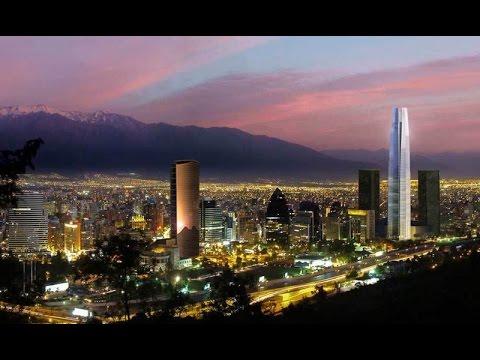 Dicas de viagem santiago chile youtube for Construccion de piscinas santiago chile