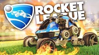 Rocket League - Футбол на луноходе Обнова