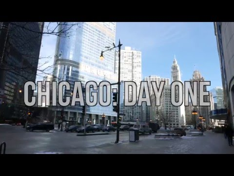Chicago: Day One - Museum of Science and Industry