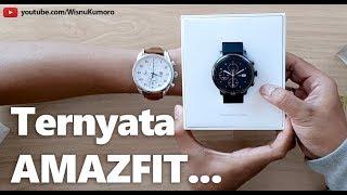 AMAZFIT ITU BUKAN XIAOMI! Mega Unboxing Smartwatch Amazfit RESMI!