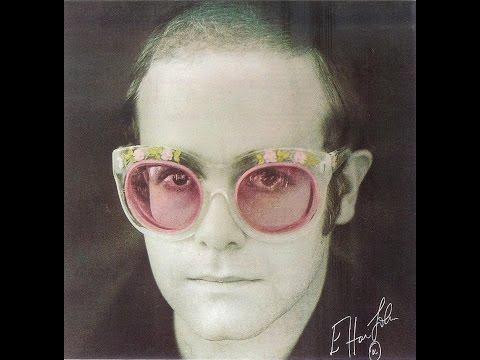 Elton John - Pinky (1974) With Lyrics!