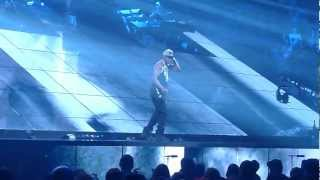 Jay-Z - I Just Wanna Love You / Big Pimpin' LIVE in Brooklyn (Barclays Center Night 7 - 10.05.12)