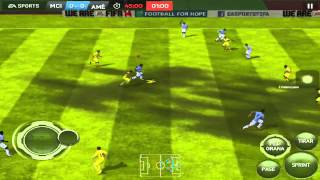 TUTORIAL: Cómo hacer todas las fintas en FIFA 15 iOS.