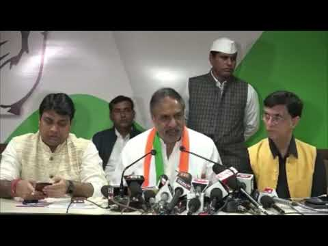 Rajasthan Election 2018: Anand Sharma addresses media in Jaipur, Madhya Pradesh