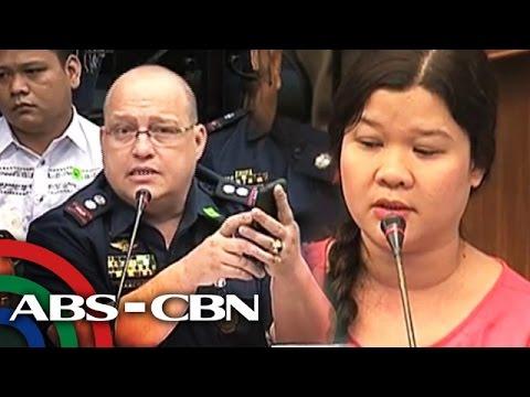 TV Patrol: Supt. Marcos, idiniin na 'utak' sa pagpatay kay Espinosa