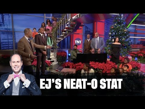 EJ's Neato Stat of the Night | NBA on TNT