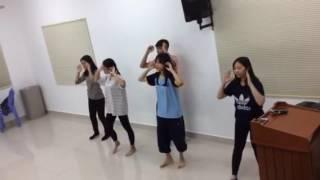 Múa - Đức Tin Trọn Vẹn (Thiếu Niên Thị Nghè) - Test