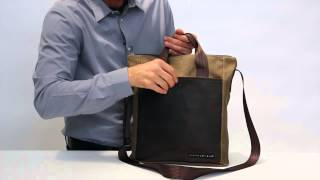 VertiGo 2 0 Laptop Bag by WaterField Designs