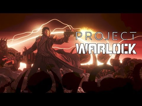 Project Warlock - Oldschool FPS