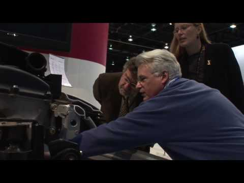Progressive Insurance Automotive X PRIZE at Detroit Auto Show 2009