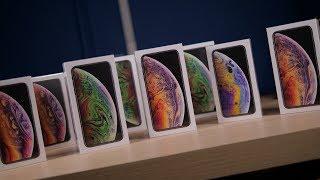Запись прямого эфира: Розыгрыш двух iPhone Xs Max!