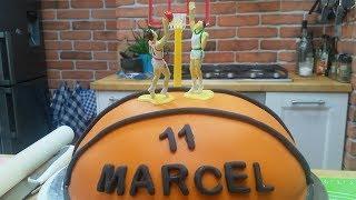 Tort dla fana koszykówki