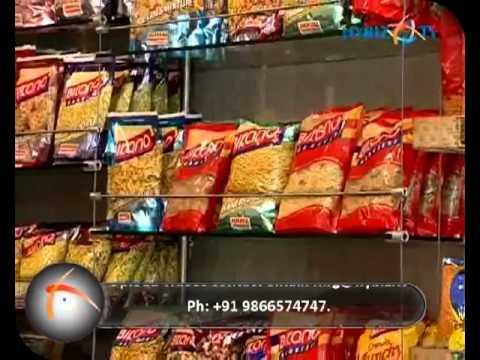 Bikanerwala ,sweet Shop Cum Restaurant,Hyderabad