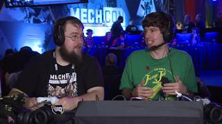 MechWarrior Online World Championships Round 5 Game 4