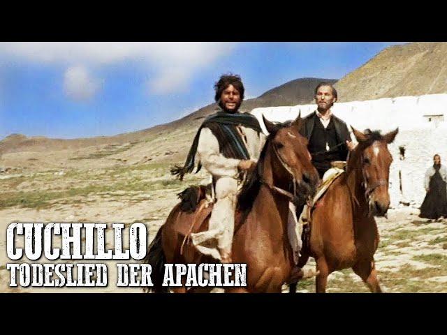 Cuchillo – Todeslied der Apachen (Western in voller Länge auf Deutsch, kompletter Westernfilm)