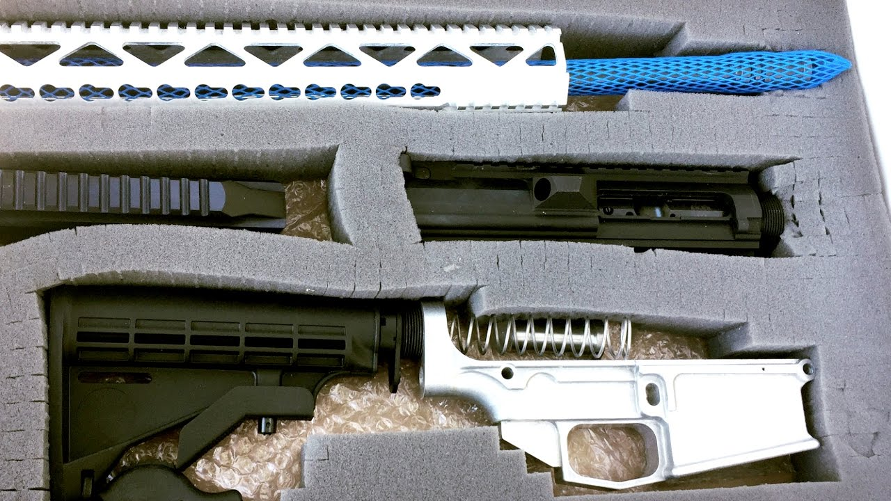 Big Crickett Fundraiser Update! - SDI AR-10 Added to Pot!