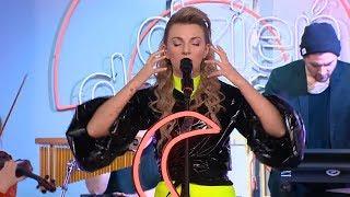 """Sarsa i jej """"Carmen"""" na scenie w Dzień Dobry TVN!"""
