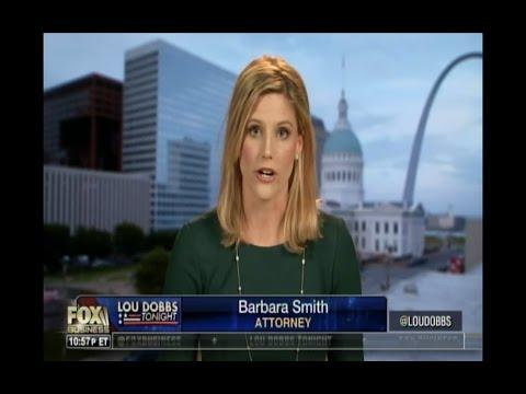 Barbara A. Smith & Fmr FBI Asst Dir Bill Gavin on LDT 5/9 (1)