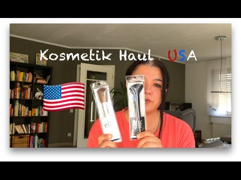USA Kosmetik Haul