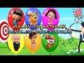 Niloya Pepee Harika Kanatlar Patron Bebek Moana Balonları Patlatarak Renkleri Öğreniyorum Şeker TV mp3