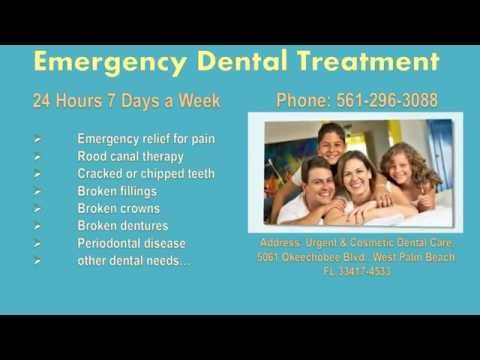 24 hours Emergency Dental Care | Dentists - Palm Springs, Fl - Call 561 296-3088