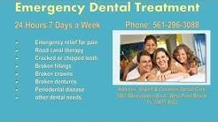 24 hours Emergency Dental Care | Dentists - Palm Springs, Fl - Call 561 296-3088