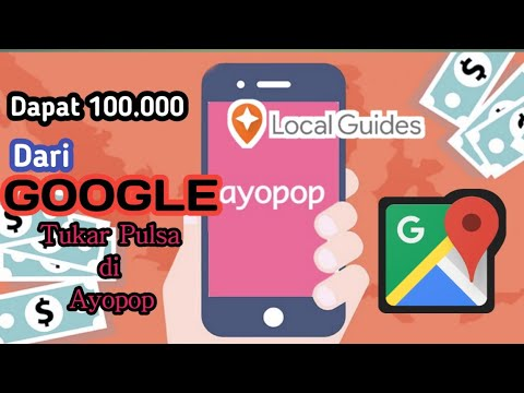 Cara Mendapatkan Gajian Dari Google Local Guides Youtube