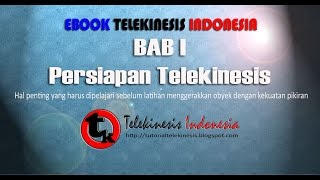 Video Tutorial Telekinesis Bab 1 : Persiapan Telekinesis download MP3, 3GP, MP4, WEBM, AVI, FLV Oktober 2018