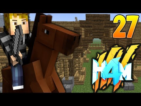 A NEW BUILD! |HOW TO MINECRAFT 4 #27 (Minecraft 1.8 SMP)