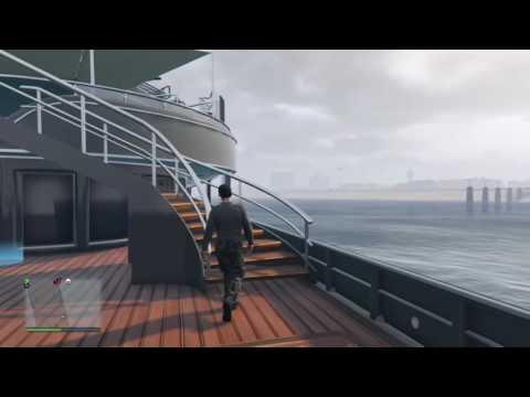 RunnyDionysus69- Tour of HMAS Hammersley