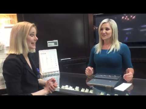 Siri at Royal Jewelers to Check Out Diamond Prices