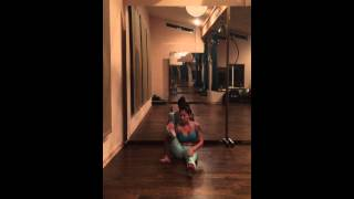 How to get into Eight Angle Pose - Astavakrasana . Arm Balance Tutorial