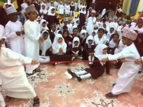 يوم المعلم اهداء من مدرسة المعرفة بشناص سلطنة عمان Youtube