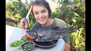 Australian BASS - Catch n Cook!