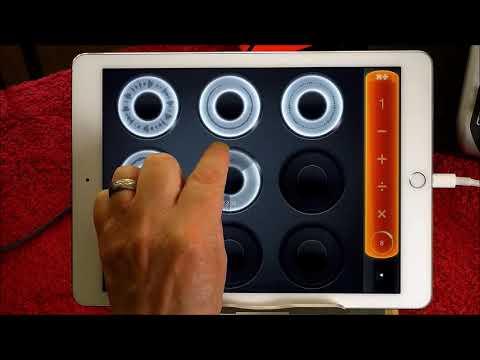 LOOPY HD - Multi-Tracking The Yamaha MX49 Into Loopy HD - IPad Demo