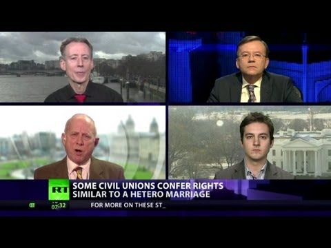 CrossTalk: Unimarriage?