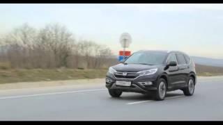 Наши тесты + - Honda CR-V