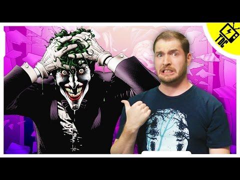 The Best JOKER Comics! (The Dan Cave w/ Dan Casey)