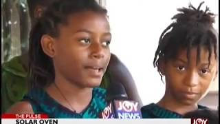 Repat Black Kids making the NEWS in Ghana W. Africa - Dr. Obadele and Kala Kambon Diaspora Kids
